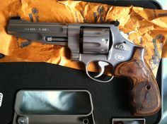 """just-remington: """"Smith & Wesson Performance Center 627-5 """""""