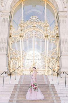 """Like a flower"" Paris editorial Destination Wedding, Wedding Planning, Wedding Day, Event Dresses, Wedding Dresses, Couture Makeup, French Wedding, Bridal Portraits, Beautiful Bride"