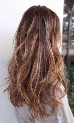 beach brown hair color - Google Search