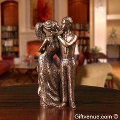 Genesis Fine Arts Bronze Share Your Love Figurine. Gifts for wedding, engagement, wedding anniversary. Engagement Gifts, Wedding Engagement, Getting Engaged, Top Gifts, Wedding Anniversary, Wedding Gifts, Lion Sculpture, Bronze, Fine Art