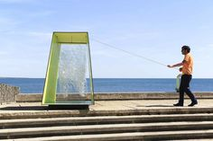 Gallery - Earth, Air, Water and Blurred Boundaries at La Festival des Architectures Vives 2015 - 13