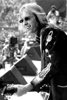 Saw Tom Petty and the Heartbreakers, Los Angeles, 1985