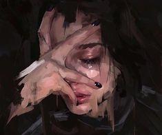 surrealism heart drawing * surrealism heart _ surrealism heart drawing _ surrealism heart tattoo _ surrealism heart art _ surrealism heartbreak _ surrealism heart and brain _ surrealism love heart _ heart surrealism paintings Art Triste, Art Sketches, Art Drawings, Drawing Art, Portrait Sketches, L'art Du Portrait, Portrait Paintings, A Level Art, Art Sketchbook