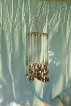 Souvenir Spoon Wind Chimes by sarahracha on Etsy