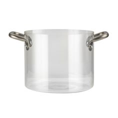 Discover the knIndustrie KnPro - Glass Pot - 24cm at Amara - how cool to watch your food boil!