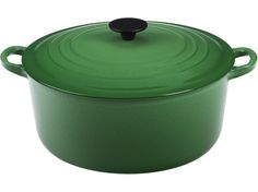 Enameled iron cookware