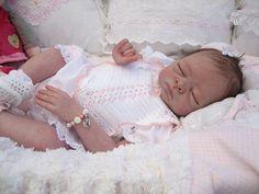 Custom reborn baby Molly
