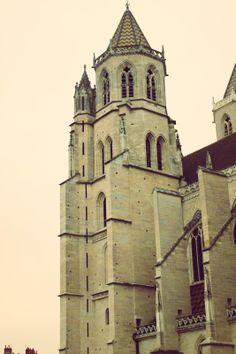 Dijon Saint-Bénigne cathedral