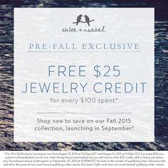 @VG_Jewelry: Take advantage of our awesome #Promotion #Jewelry #BeStylish #Beauty #JewelryCredit