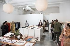 Pop Up, Hiroki Nakamura, Shopping, Retail, Home Decor, Style, Swag, Decoration Home, Room Decor