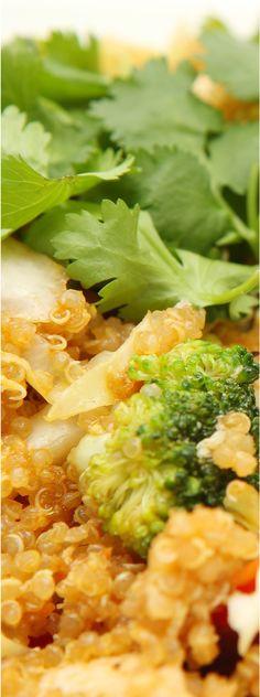 Quinoa Padthaiwok Thai Noodles Bar.  Ya disponible en todos nuestros PadThaiWok a través de nuestros pedidos Online. Comida Tailandesa - Thai Street Food en España. 20 restaurantes abiertos en toda España