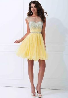 New Arrival Beading Homecoming Dresses 295cfb322bc7