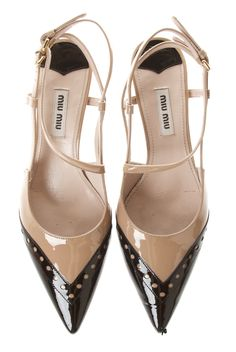 Miu Miu Heels @FollowShopHers