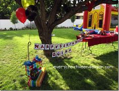 Every Creative Endeavor: Mickey Mouse Clubhouse Birthday Party