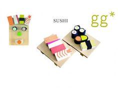 gg* sushi set