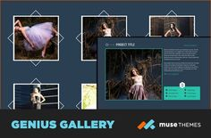 14 Free Adobe Muse Widgets for Learning Designers