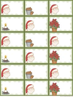 Christmas images and more: Printable Christmas Cards . Christmas Gift Tags Printable, Christmas Labels, Free Christmas Printables, Christmas Clipart, Christmas Paper, Christmas Images, Christmas Holidays, Clipart Noel, Christmas Stationery