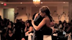 Special tribute for Dad Bride's Special Dance. Andrea had a very special dance with some very close family and friends at her wedding. Her father passed away so her...