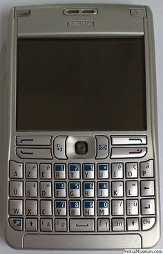 Nokia E61 one of the most reliable solid phones ever made,metal construction
