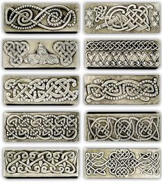 CELTIC JEWERY LITTLE BOXES 1 by =arteymetal on deviantART
