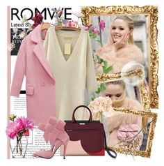 """ROMWE 43"" by fashionmonsters ❤ liked on Polyvore featuring Cotton Candy, Rene, OKA, Dot & Bo, Sia, LSA International, Crate and Barrel and romwe"