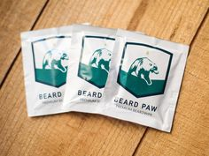 Travel Tools for the Globetrotting Dad   Beard Paw Wipes   FATHOM