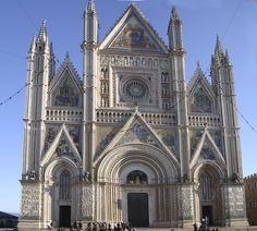 The Duomo, Orvieto
