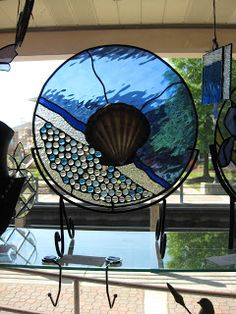 Angelucci Studios & Artists' Gallery: Stained Glass - Gail Angelucci