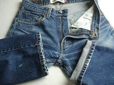 Wool Overcoat, Levis 505, Mens Winter Coat, Best Jeans, Boyfriend Jeans, Double Breasted, Blue Denim, Perfect Fit