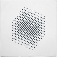 2^9 = 2 x 2 x 2 x 2 x 2 x 2 x 2 x 2 x 2 = 512 dots, arranged in cubes. 2x2 dots arranged in cubes, arranged in 2x2 meta-cubes, arranged in 2x2 meta-cubes. With this, Geometry Daily goes on a hiatus. Yes, I will pause posting. Instead of doing even more graphics, I would like to go deeper. 512 graphics is a lot of material and some ideas demand more attention and want to go elsewhere, on paper, shirts and how-knows. The about page, the shops, my website, they are in dire need for some…