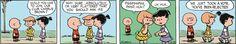 Peanuts Begins by Charles Schulz for Jun 30, 2017   Read Comic Strips at GoComics.com