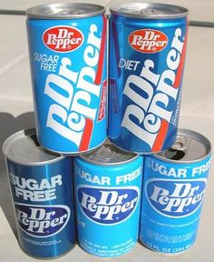 This links to a vintage soda can page.....these were around when I was a kid....so NOT vintage!  I am NOT that old!