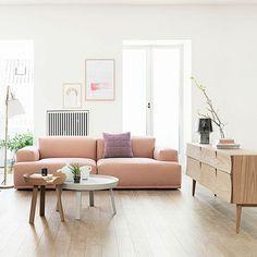 wohnzimmer skandinavisch einrichten teppich deko | wohnen ...