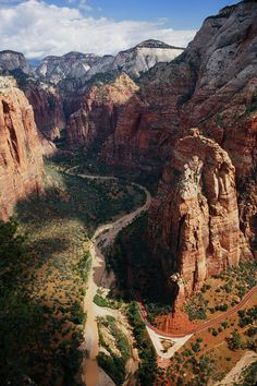 Zion National Park, Utah - LOVED this place and want to go back.