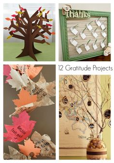 12 Gratitude Projects to Create With Your Family
