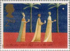 1996: The Three Kings (בריטניה הגדולה) (Christmas 1996 - Christmas) Mi:GB 1662,Sn:GB 1708,Yt:GB 1920,Sg:GB 1950,AFA:GB 1830