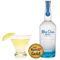 Indian Summer Cocktail Made With Blue Chair Bay Rum