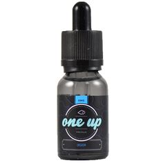 """One Up Vapor Orgasm - This is one mixture of tropical fruits (Guava, Watermelon, Peach) that is so freaking good, that we decided to name the flavor """"Orgasm"""". The flavor is not too sweet and is an all day vape. An all day orgasm….. humm…. what a thought!70% VG"""