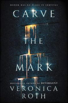 Countdown to the release of CARVE THE MARK by Veronica Roth on your book blog with this countdown widget!