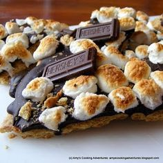 who doesn't love smores? make these without the bonfire!
