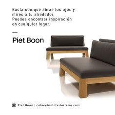 Piet Boon | Colección Interiorismo #Quote