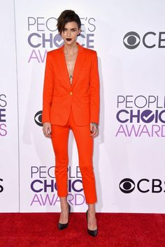 Ruby Rose People's Choice Awards 2017