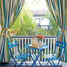 Petite Backyard Retreats: Darling Porch