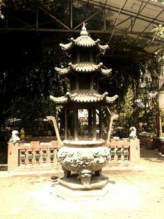 Ho chi minh turtle pagoda