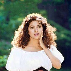 Bollywood Makeup, Bollywood Actors, Bollywood Celebrities, Vintage Bollywood, Indian Bollywood, Indian Actresses, Actors & Actresses, Srk Movies, Prom Hair Down