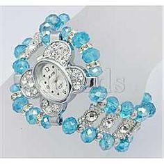 Watch Bracelets(BJEW-Q018-4)