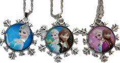 Ketting Frozen Amulet