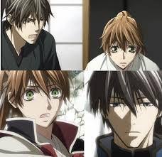 Kuroda x Tsukishima Para mi uno de los animes del mundo enserio