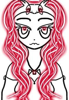 A vamp girl ;)