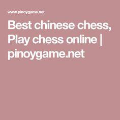 Best chinese chess, Play chess online | pinoygame.net